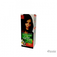 GARNIER COLOR NATURAL-3 DARKEST BRW 1015060050035 8901526204465