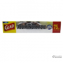 GLAD ALUMUNIUM FOIL 75 FT