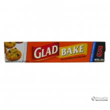 GLAD BAKE & COOKING PAPER 5MX30CM