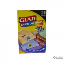 GLAD RAINBOW SANDWICH 30`S