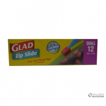 GLAD ZIPPER SLIDER 12`S