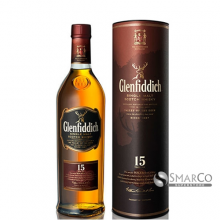 GLENFIDDICH 15 YO 750 ML 5010327325125