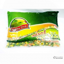 GOLDEN FARM MIXED VEGETABLES 1 KG 1017150010005 8993492101039