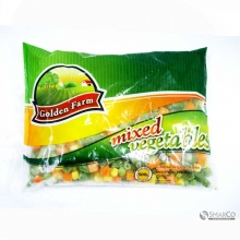 GOLDEN FARM MIXED VEGETABLES 500 GR 1017150010006  8993492101091
