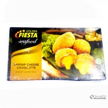 GOLDEN FIESTA SEAFOOD SHRIMP CHEESE CROQ 1017140040099 8993374322439