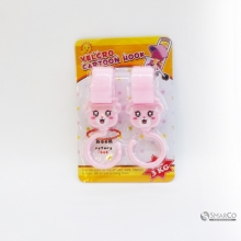 GOOD QUALITY CARTOON BABY HOOK PINK10005377 8992017307659