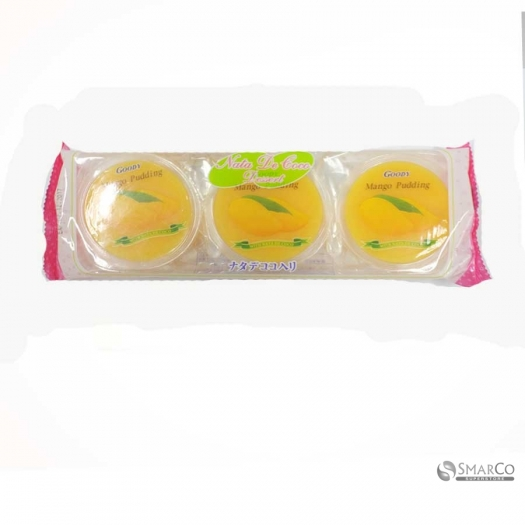 GOODY NDC PUDDING MANGO CUP 80 GR 1017050030012 9556437004247