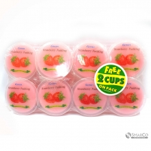 GOODY NDV PUDDING STRAWBERRY CUP 80 GR 1017050030019 9556437004216