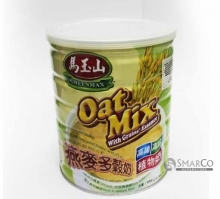 GREENMAX OAT MIX WITH GRAIN ESSENCE 850 GR 4713398550465