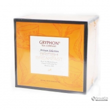GRYPHON TEA ARTISAN BRITISH BREAKFAST TE 1014090030348 8886400774091