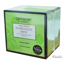 GRYPHON TEA ARTISAN MARRAKESH MINT BOX 2 1014090030353 8886400774602