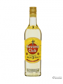 HAVANA CLUB ANEJO 3 ANOS 750 ML 8501110080248