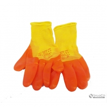 HIGH QUALITY ORANGE&YELLOW PRO GLOVES 10027342  8992017310819 2024010010487