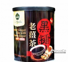 INS GINGER TEA WITH BROWN 500 GR 4710960808078