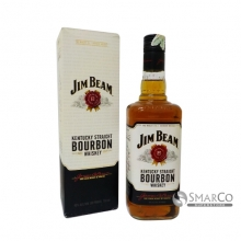 JIM BEAM WHITE LABEL 750 ML 080686001409
