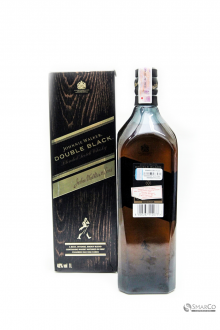 JOHNIE WALKER DOUBLE BLACK LABEL 1 LTR 5000267112077
