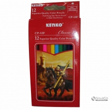 KENKO COLOR PENCIL CP-12 FULL 3036030010001 8998838360163