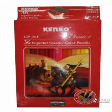 KENKO COLOR PENCIL CP-36F 3036030010004 8998838361153