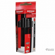 KENKO PENCIL 2B 3181 TRIANGEL 3036090050002 8998838681008