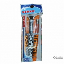 KENKO SET GEL PEN KF-380 FANCY 4U (1X4) 3036090040004 24380024