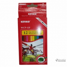 KENKO WATER COLOR PENCIL WCP-12 FULL 3036030010041 24310041