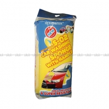 KENMASTER CAR WASHING SPONGE + HANDLE S 02 3031020020004 8997015100301