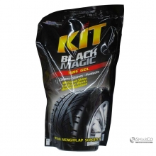 KIT BLACK MAGIC TIRE GEL POUCH 200 ML 3031020030026 8992779281204