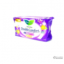 LAURIER DOUBLE COMFORT PACK 18 SHEET 1011050030058 8992727004060