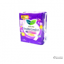 LAURIER DOUBLE COMFORT PACK 28 SHEET 1011050030059 8992727005081
