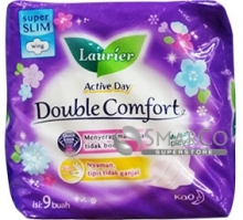 LAURIER-DOUBLE-COMFORT-WING-PACK-9-SHEET 1011050030064  8992727004084