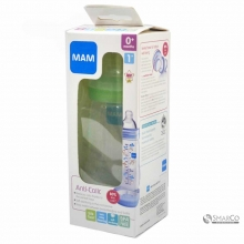 MAM ANTI COLIC BTL 260-GREEN NEW BOTOL 6061010040192  9001616907371