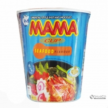 MAMA CUP NOODLE SEAFOOD 70 GR 1014120010121 8850987123405