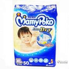 MAMY POKO DIAPERS XL 50 SHEET 1015020010123 8851111400287