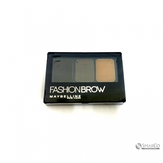MAYBELLINE FASHION BROW PALLETTE D.GREY 1015050010805 6902395395652