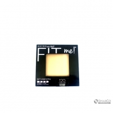 MAYBELLINE PWD FIT ME SET&SMOOTH CLASSIC IVORY 1015050010828 041554238822