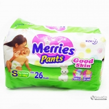 MERRIES PANTS GOOD SKIN S 26 SHEET 1015020030069 8992727005333