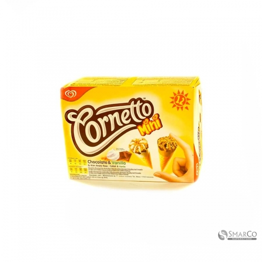 MINI CORNETTO CHOCOLATE VANILLA 1017110020044 8999999034641