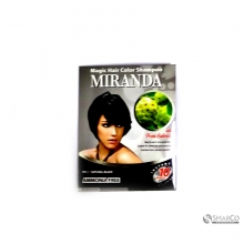MIRANDA MAGIC SHAMPOO BLACK- MS 1 30 ML 1015060020230 8997016373247