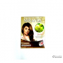 MIRANDA MAGIC SHAMPOO BROWN-MS 14 30 ML 1015060020232 8997016374954