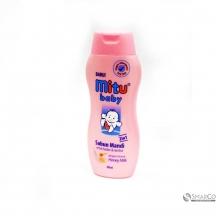 MITU BABY BOTTLE  2IN1 PINK 200 ML 6061010060665 8992745550457