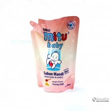 MITU BABY REFIILL  2IN1 PINK 400 ML 6061010060645 8992745550631