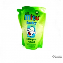 MITU BABY SHAMPOO NATURAL 400 ML 6061010060663 8992745380696