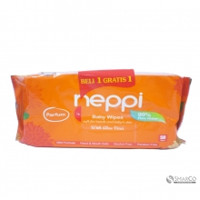 NEPPI BABY WIPES 50 PARUM 8997023900344