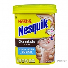NESQUICK CHOCOLATE 10 1012050010203 028000679903