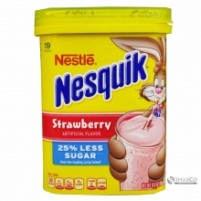 NESQUICK STRAWBERRY 10.9OZ 1012050010202 028000680404