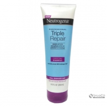 NEUTROGENA TRIPPLE REPAIR SHAMPOO 8.5 OZ 070501026830