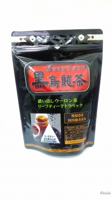OSK BLACK OOLONG TEA 18P 4901027621963