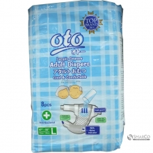 OTO ADULT DIAPERS L 1011050010025 9555019801113