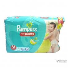 PAMPERS BABY DRY PANTS M58 1015020010114 4902430603447