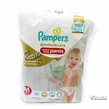 PAMPERS PREMIUM PANTS VALUE M30 1015020010118 4902430610490